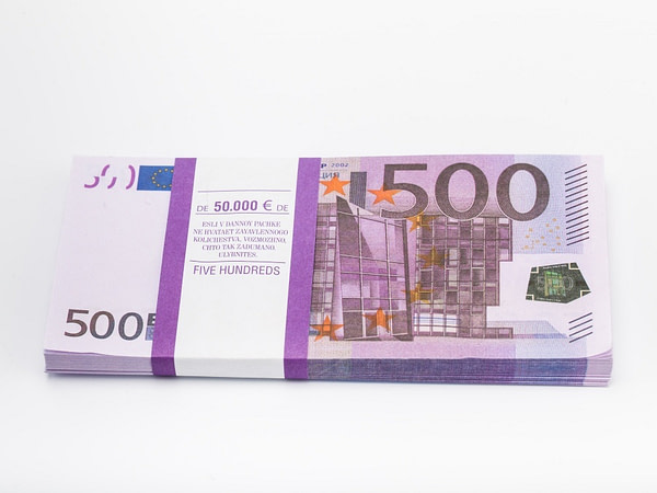 500 euros faux billets