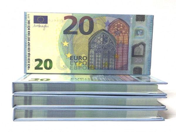 acheter 20 Euro Bloc-notes détachable