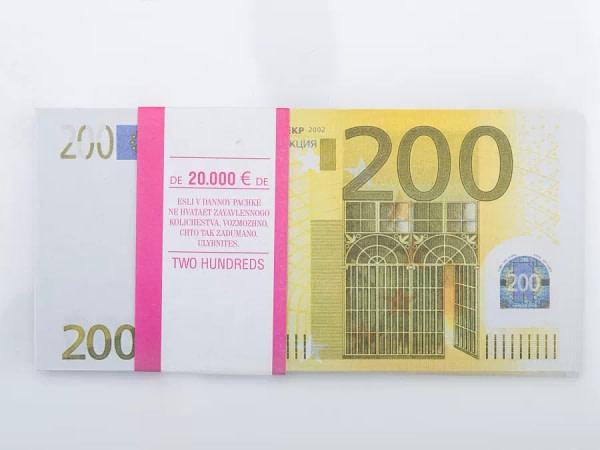 euro200 euros faux billets