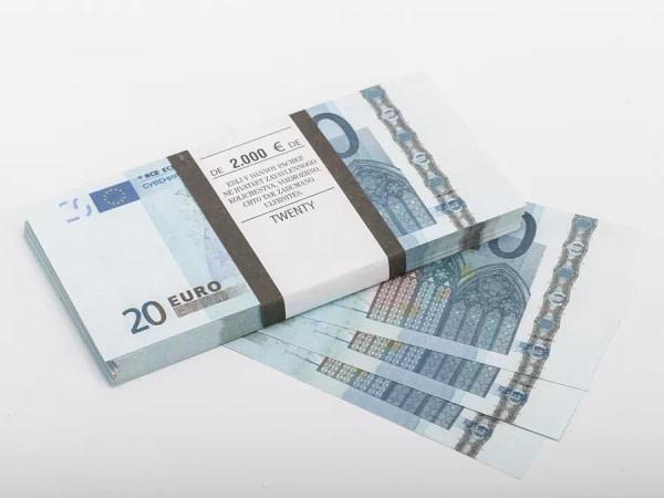 20 euros faux billets