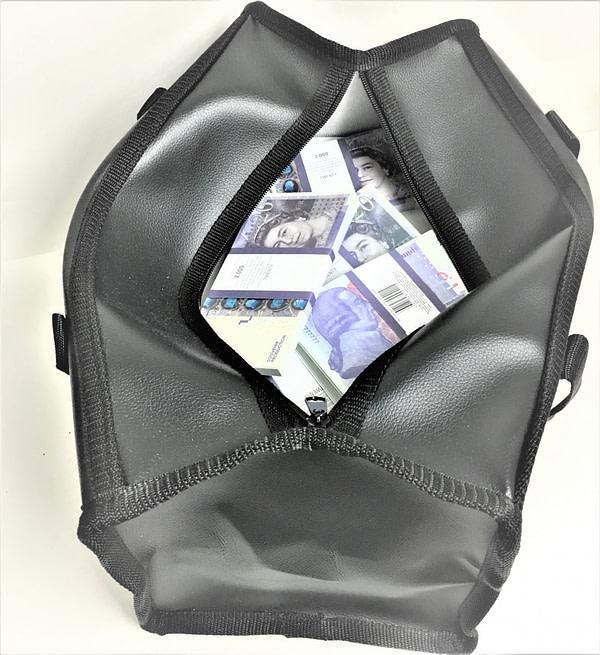 Sac d'argent 20 livres sterling (50 paquets)