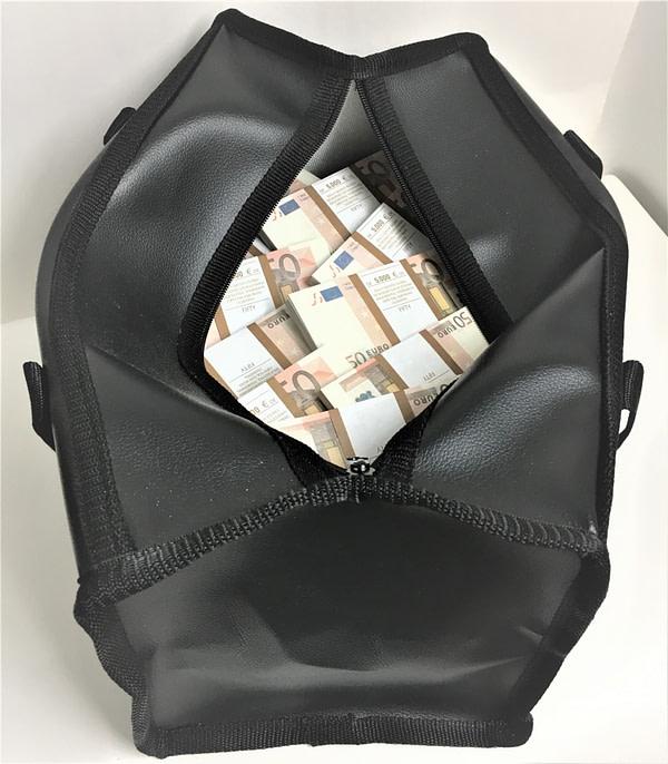 Sac d'argent 50 euros (50 paquets)