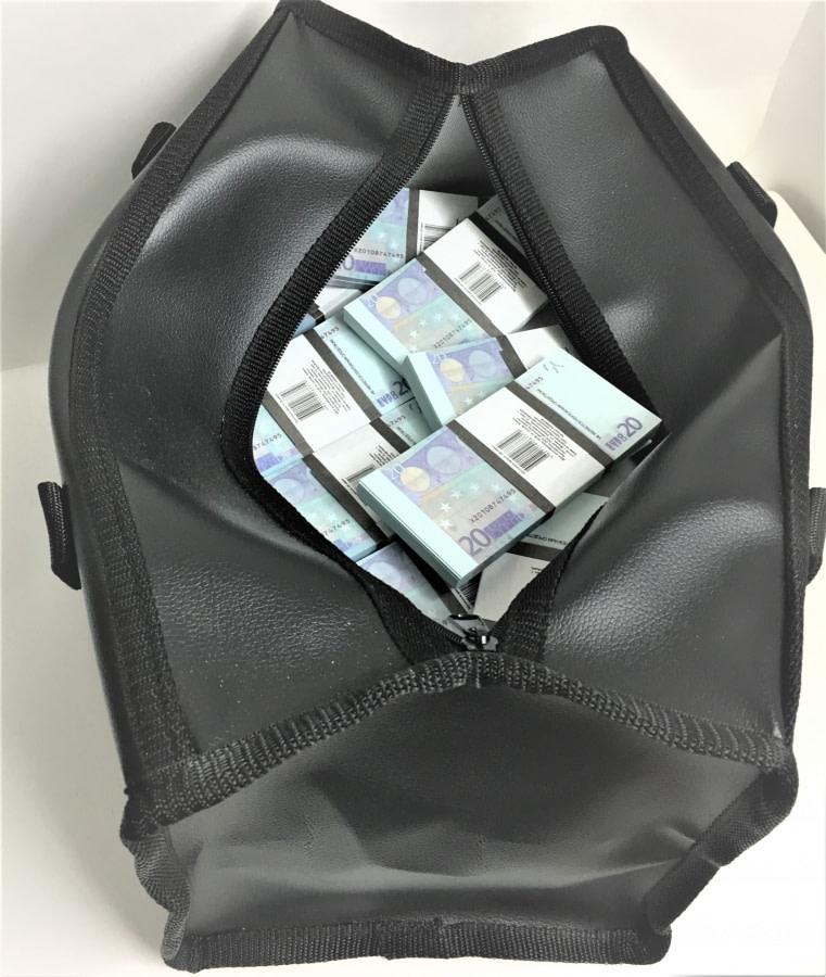 Sac d'argent 20 euros (50 paquets)