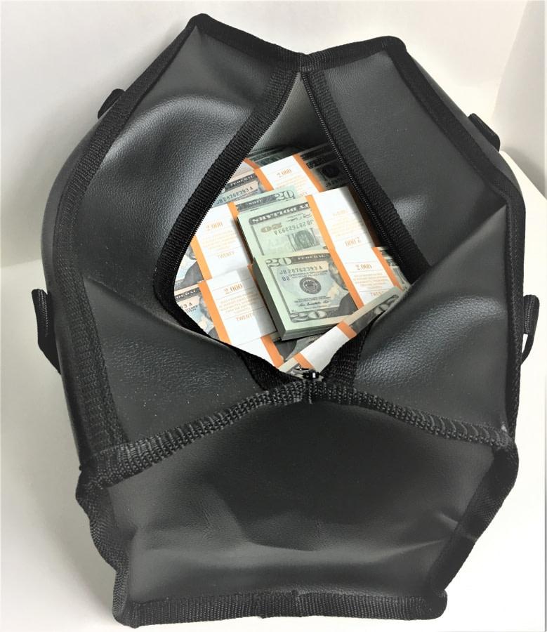 Sac d'argent 20 dollars américains (100 paquets)
