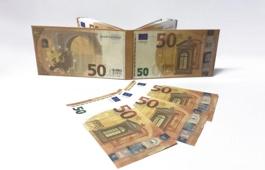 acheter 50 Euro Bloc-notes détachable 2