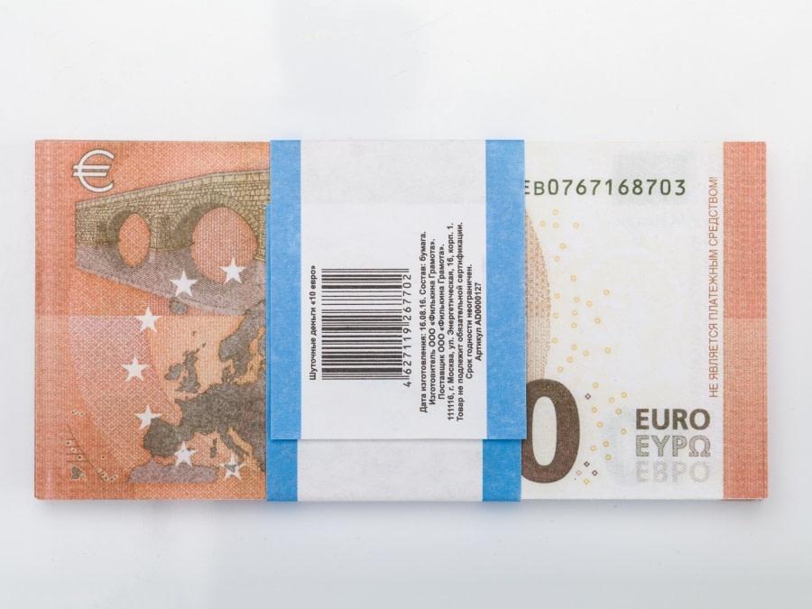 10 euros faux billets